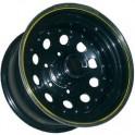 Llanta modular BULLFACE negra 7x15 -16